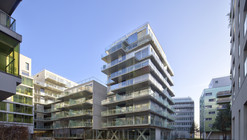 73 apartments ZAC Seguin Rives de Seine - Lot B3B / Philippe Dubus Architectes