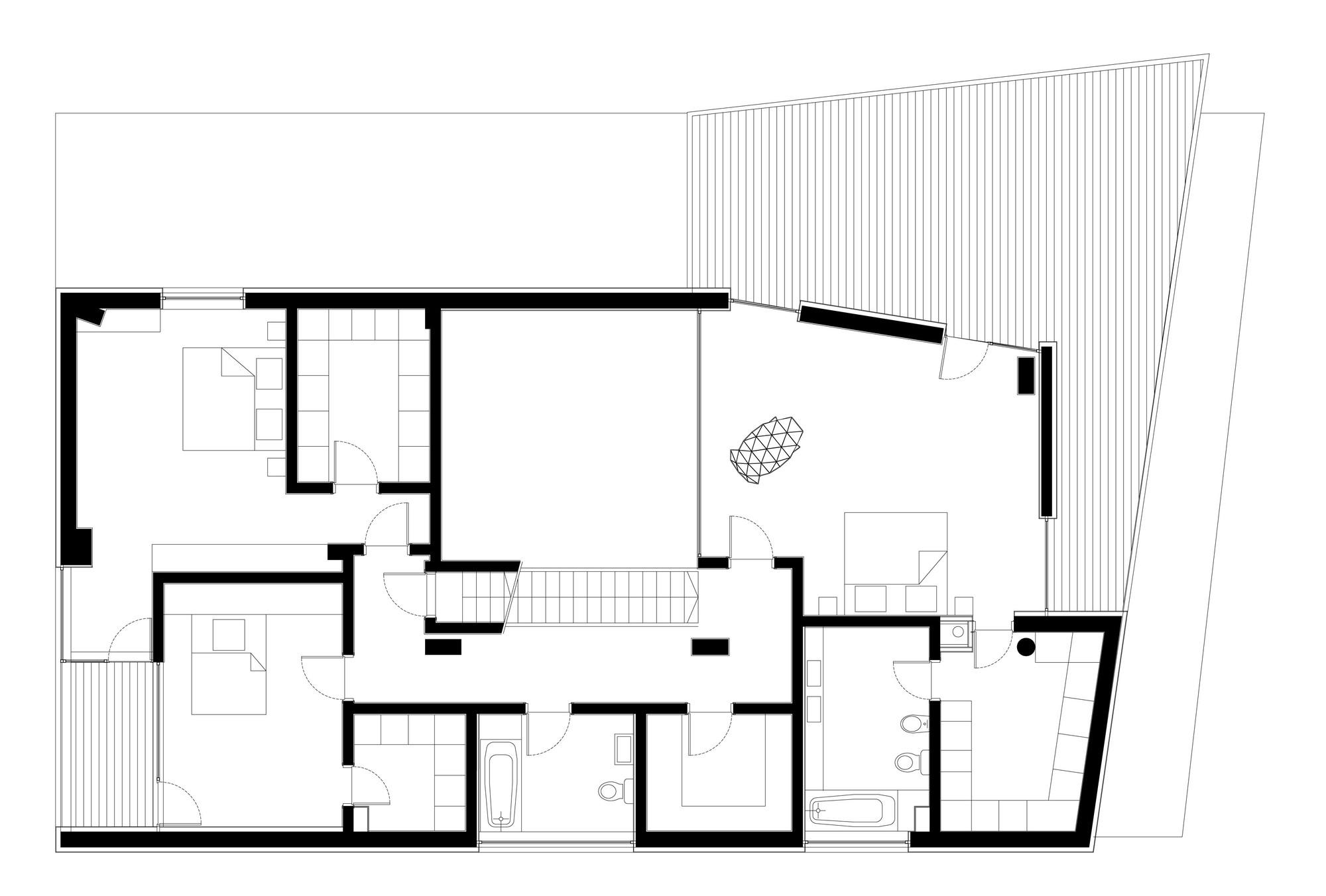 Afumati House / Manadelucru