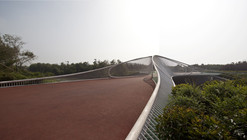 Puente Peatonal / HHD_FUN Architects