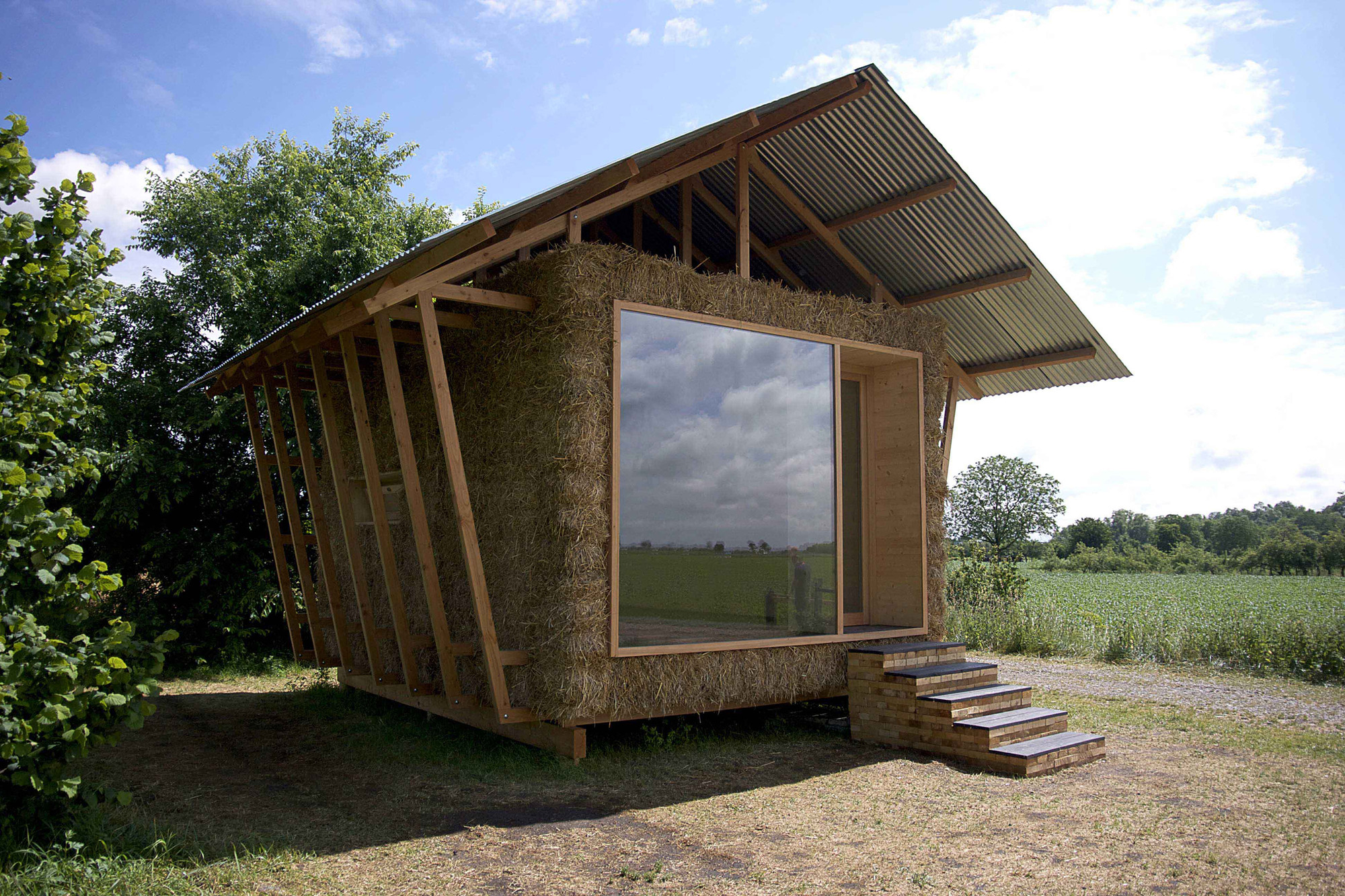 Ecologic Pavilion In Alsace / Studio 1984, Courtesy of Studio 1984