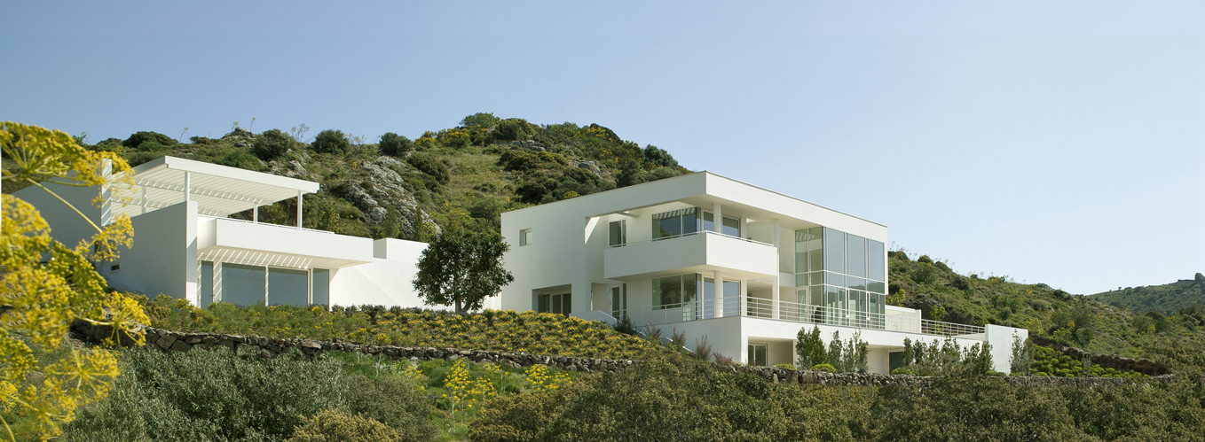 Bodrum Houses / Richard Meier