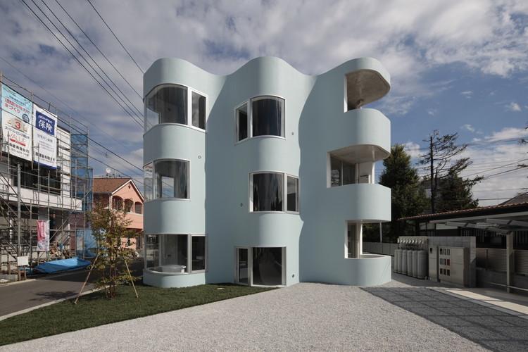 Edifício Higashifuchuu  / Mejiro Studio, © Koichi Torimura