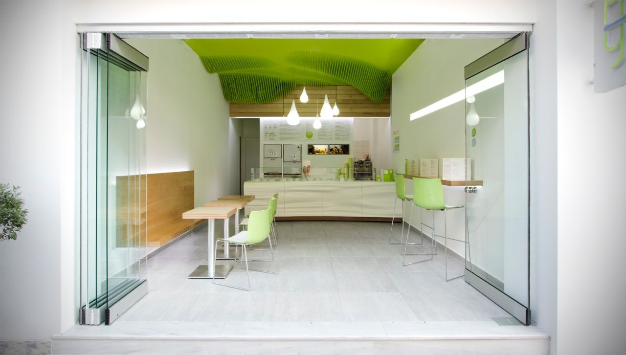 Froyo Yogurteria / Ahylo Studio, Courtesy of Ahylo Studio