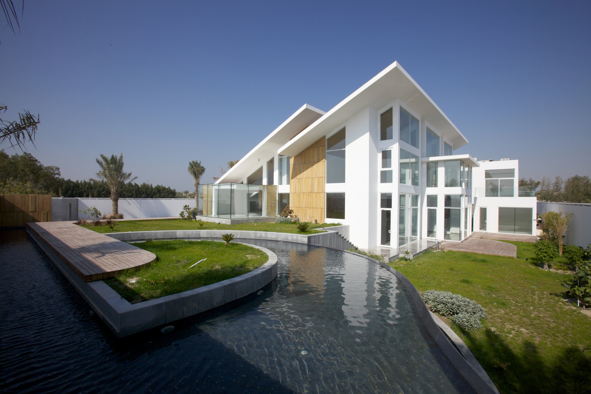 Bahrain House / MORIQ, Courtesy of MORIQ