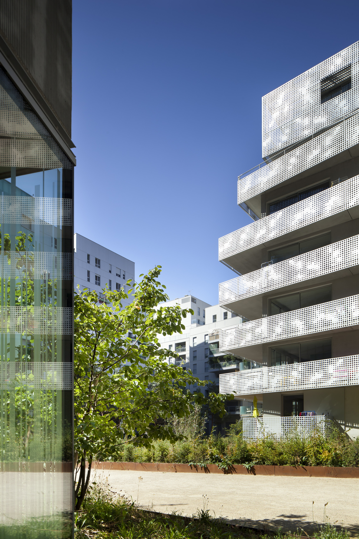 gallery of 54 logements zac seguin rives de seine phd architectes 18. Black Bedroom Furniture Sets. Home Design Ideas