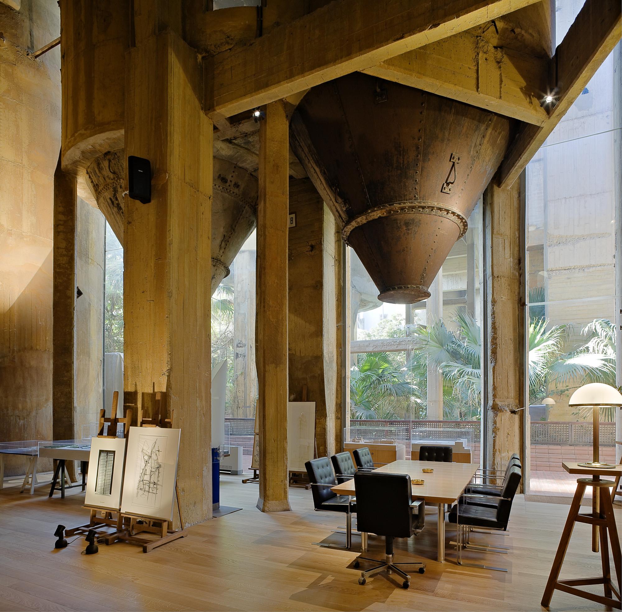 The Factory / Ricardo Bofill