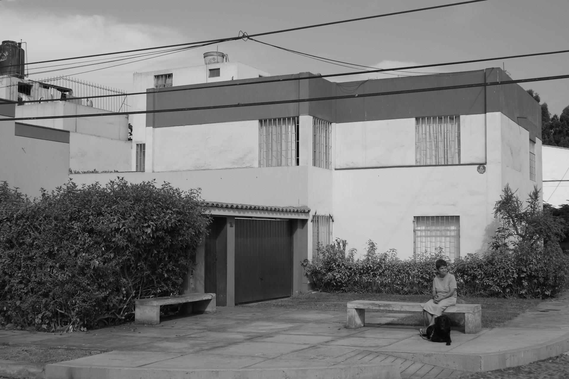 Galer a de casa c a f v arquitectos 2 - Arquitectos madrid 2 0 ...