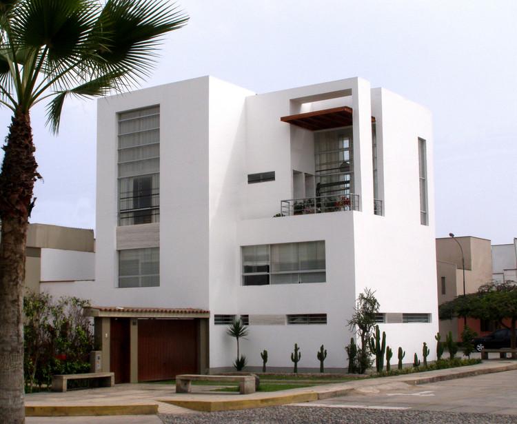Casa C-A / F+V Arquitectos, © Lucho Flores Palomino