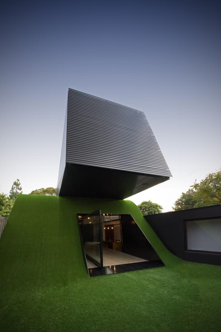 Hill House / Austin Maynard Architects, © Nic Granleese
