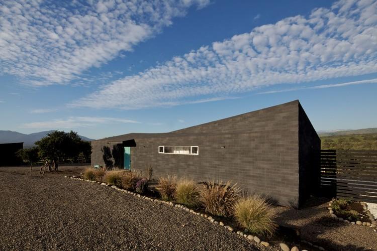 Casa Maitencillo / Mas y Fernández Arquitectos Asociados, © Nico Saieh