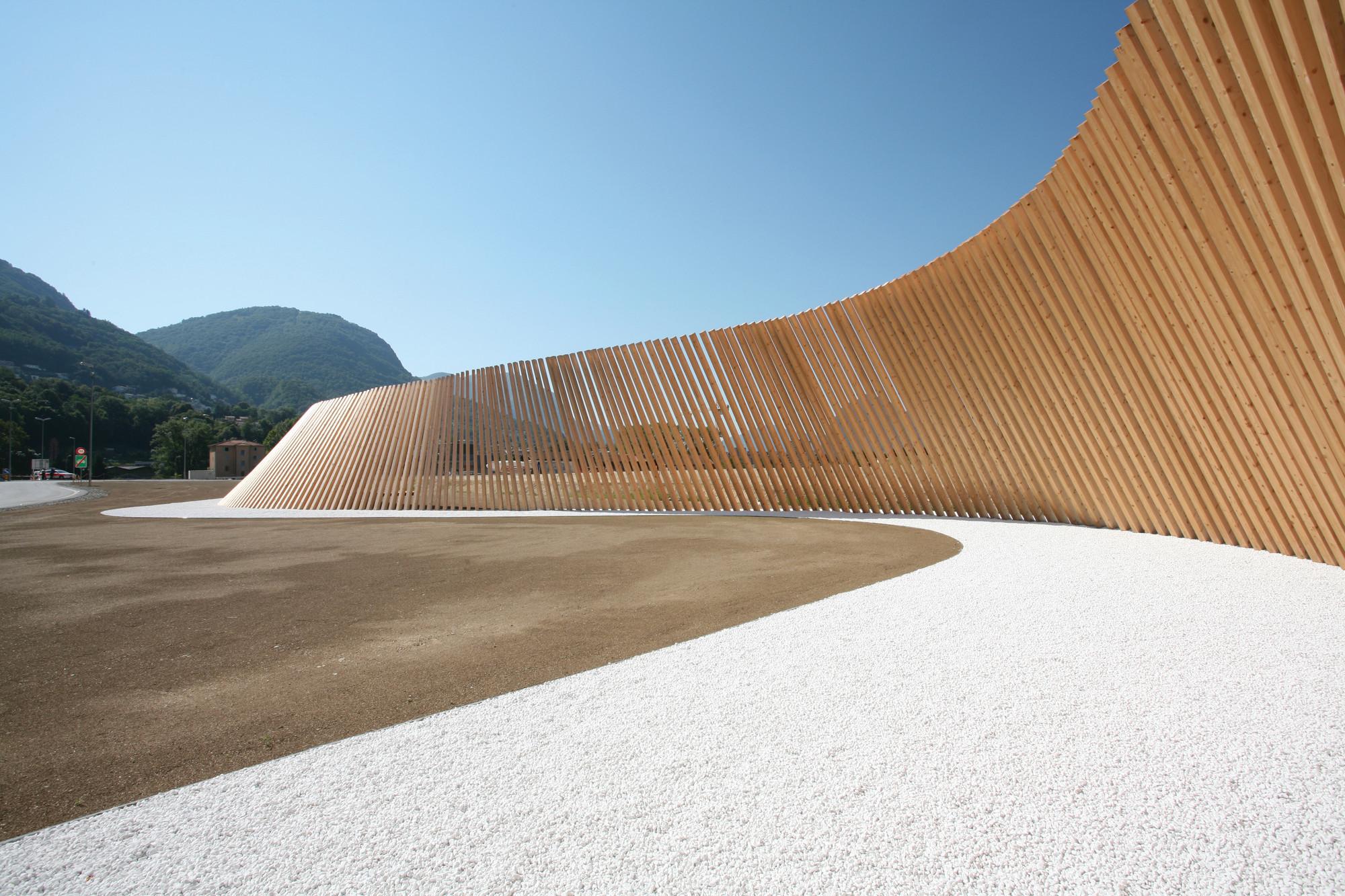 Vadeggio-Cassarate Gallery / Cino Zucchi Architetti, Courtesy of Cino Zucchi Architetti