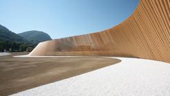 Galeria Vadeggio-Cassarate / Cino Zucchi Architetti