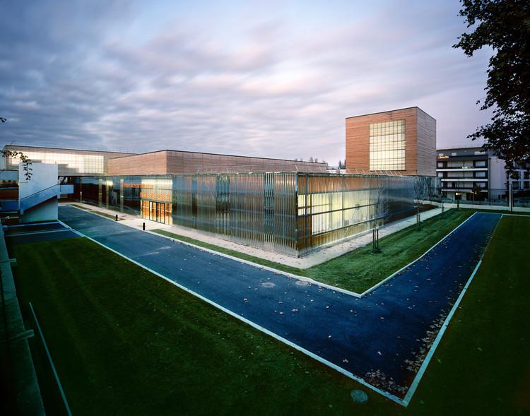 Gimnasio Universitario en Villetaneusen / archi5, © Thomas Jorion / Fabien Terreaux