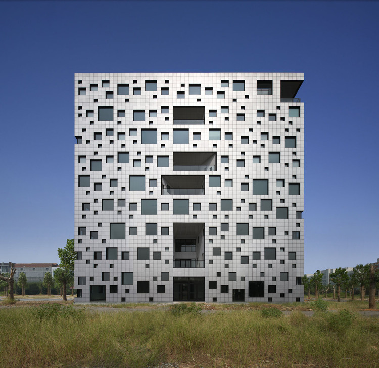 Cube Tube em Jinhua  / SAKO Architects, © Misae HIROMATSU