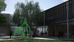 Mención Concurso CAPBA / Nomade Arquitectos