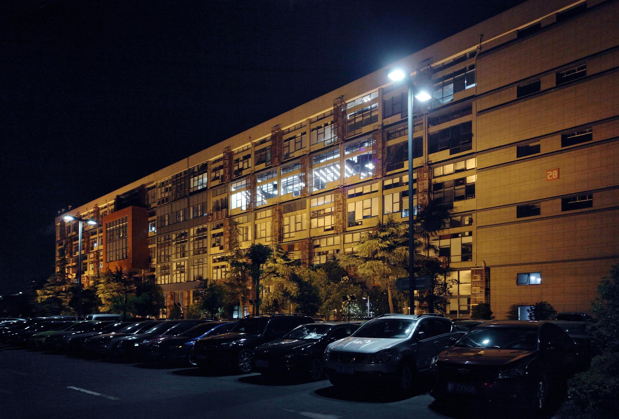 BGO Headquarters / ///byn