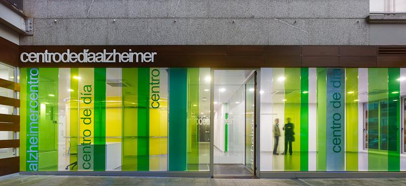 Urban Day Care Center for Alzheimer Patients / Cid + Santos, © Santos-Díez   BISimages