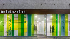 Urban Day Care Center for Alzheimer Patients / Cid + Santos