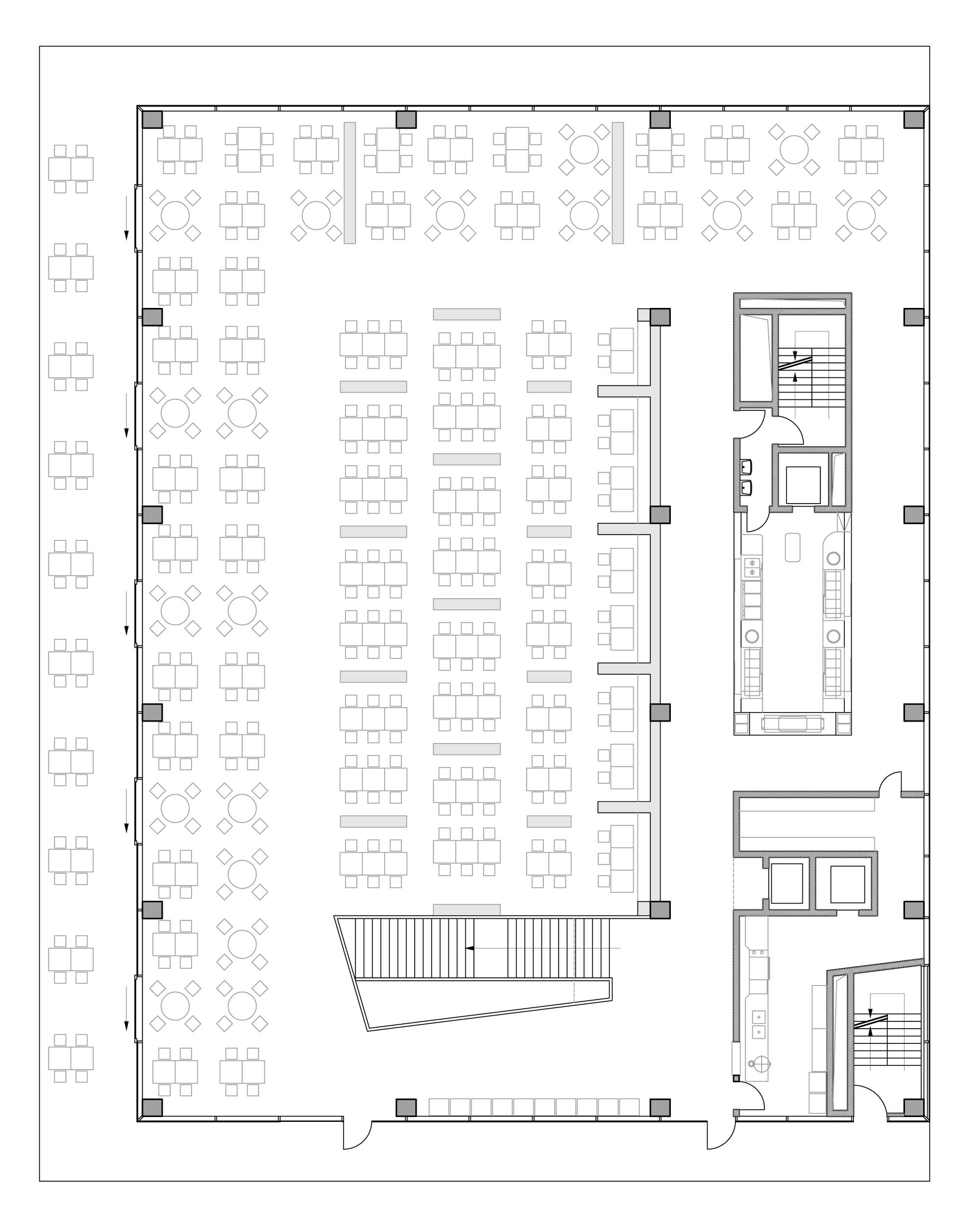 Gallery Of Roche Canteen Exh Design 20