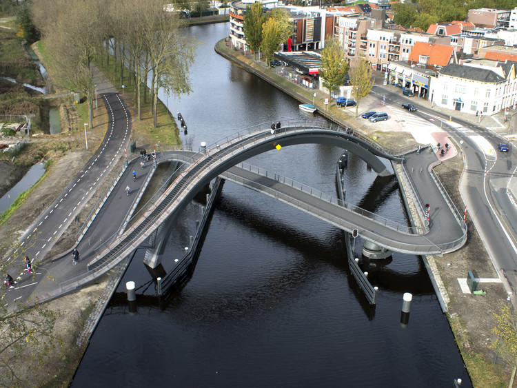 Melkwegbrug / NEXT Architects, Cortesía de NEXT Architects