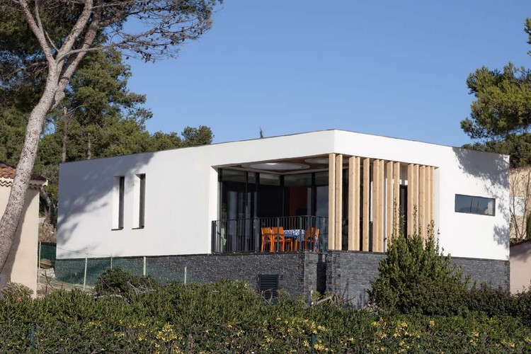 House R / Kaboom Architecture, © Jean Baptiste Reol