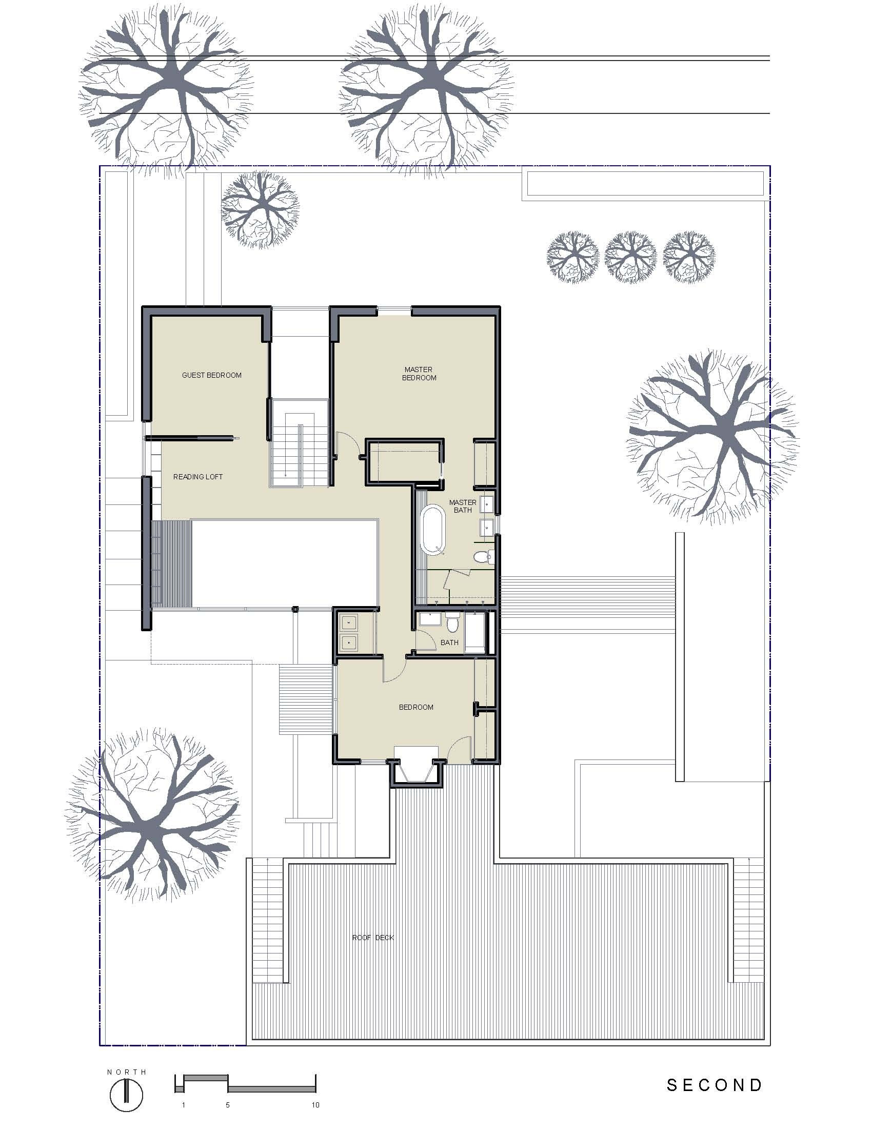 Gallery of bucktown three ad submission studio dwell for Dwell homes floor plans