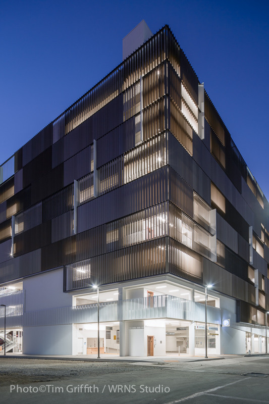 Gallery of UCSF Mission Bay Parking Structure / WRNS Studio - 1
