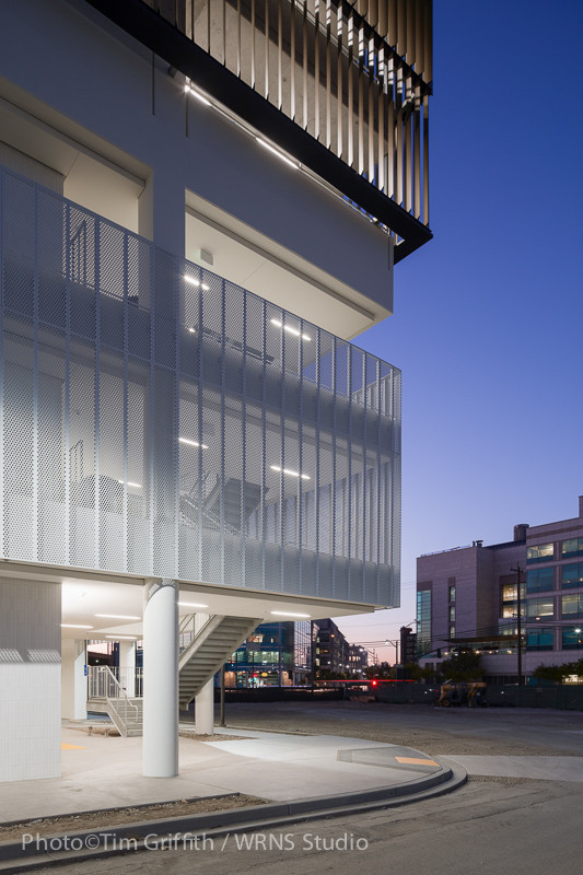 Gallery of UCSF Mission Bay Parking Structure / WRNS Studio - 10
