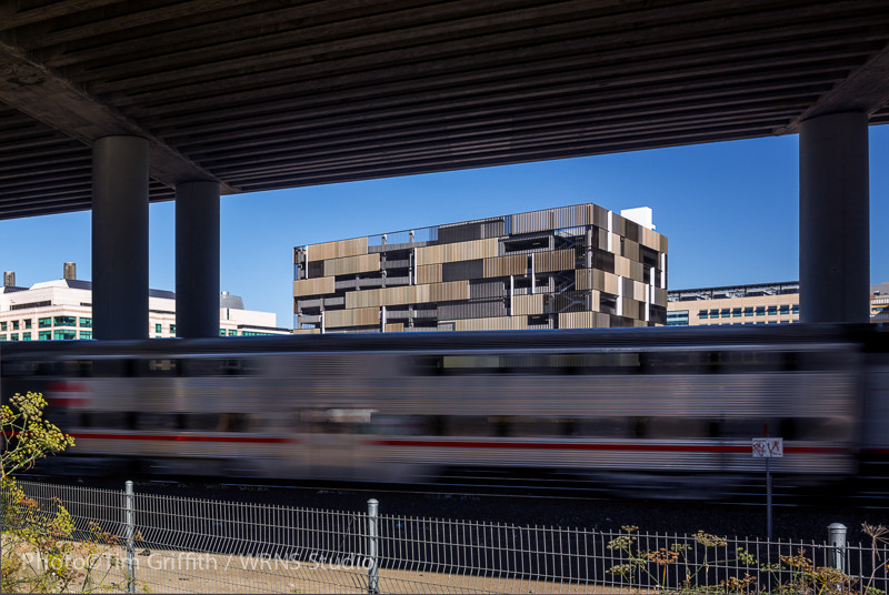 Gallery of UCSF Mission Bay Parking Structure / WRNS Studio - 5