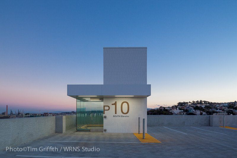 Gallery of UCSF Mission Bay Parking Structure / WRNS Studio - 16