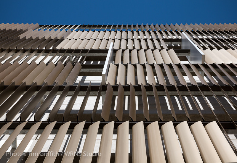 UCSF Mission Bay Parking Structure / WRNS Studio