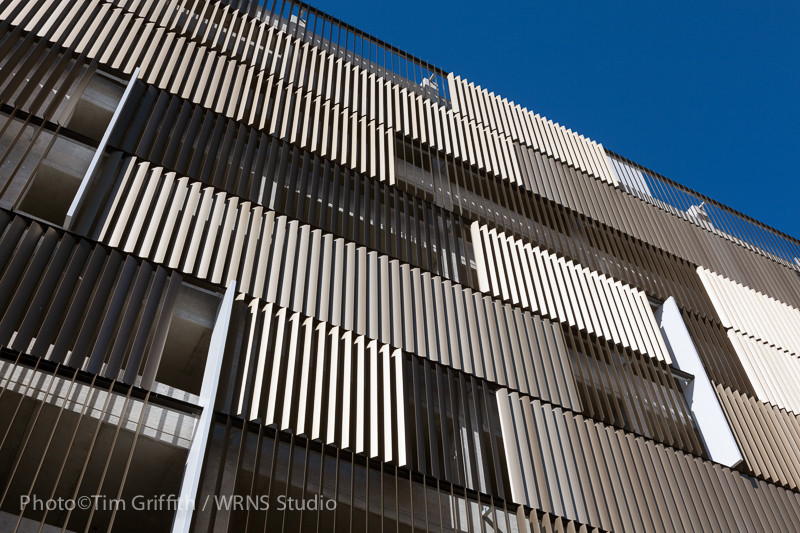 Gallery of UCSF Mission Bay Parking Structure / WRNS Studio - 7