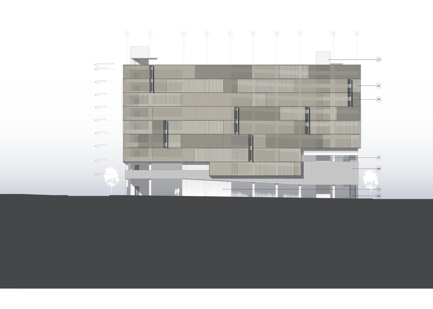 Gallery of UCSF Mission Bay Parking Structure / WRNS Studio - 26