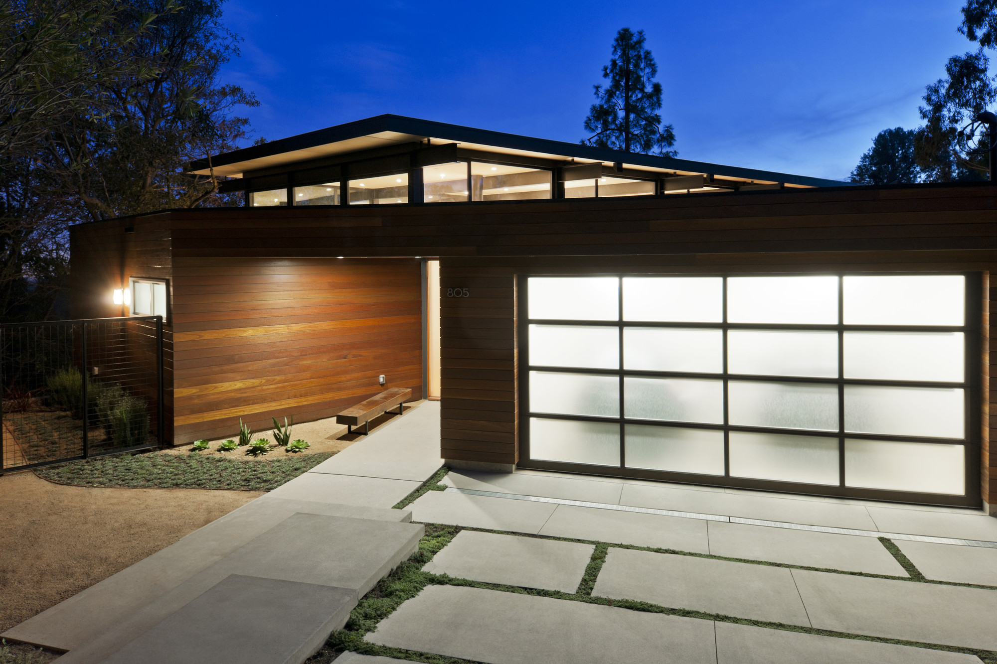 Gallery Of Broom Way Residence Nonzero Architecture 13