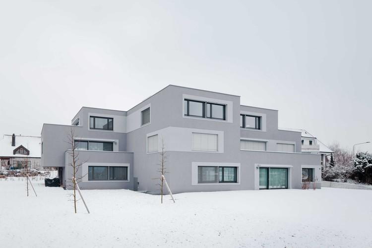 MFH Lohn-Ammannsegg / phalt architekten, © Dominique Wehrli