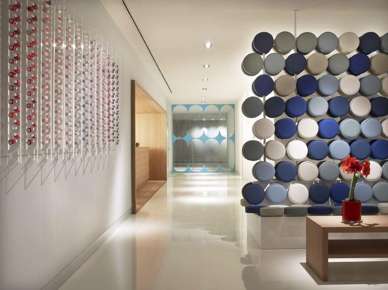 Gallery of w barcelona hotel ricardo bofill 36 for Spa hotel w barcelona