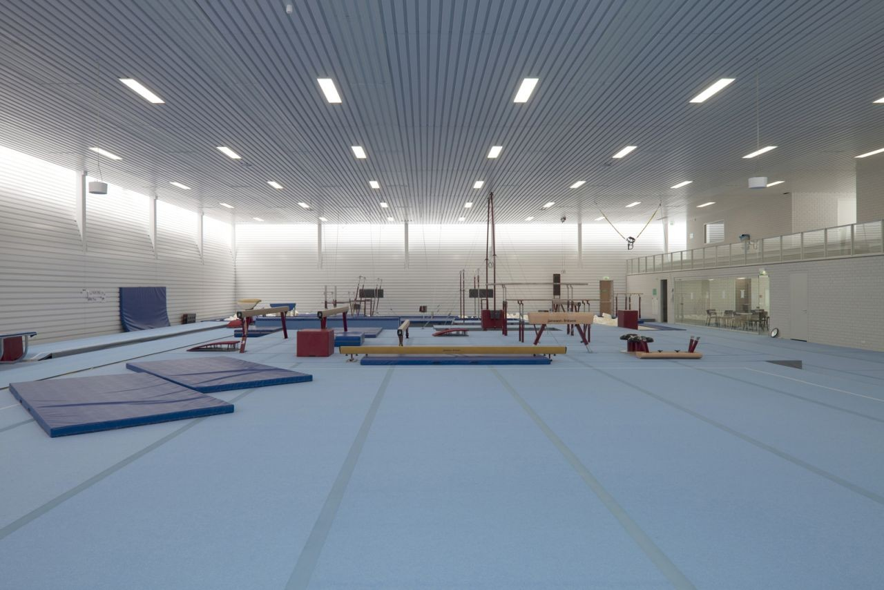 Gallery Of Gym Hall Tnw Nl Architects 24