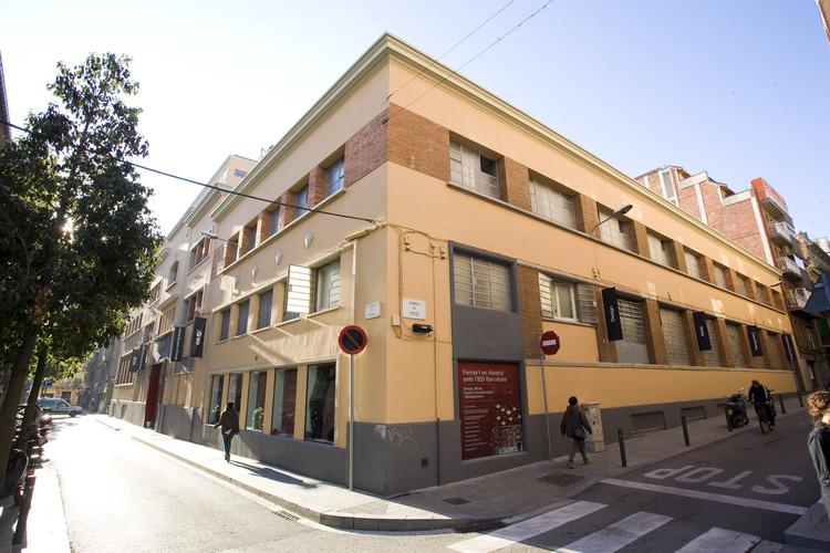 Rebuilding of Macson Former Textil / Franconi González Architects, Cortesía de La Fotográfica