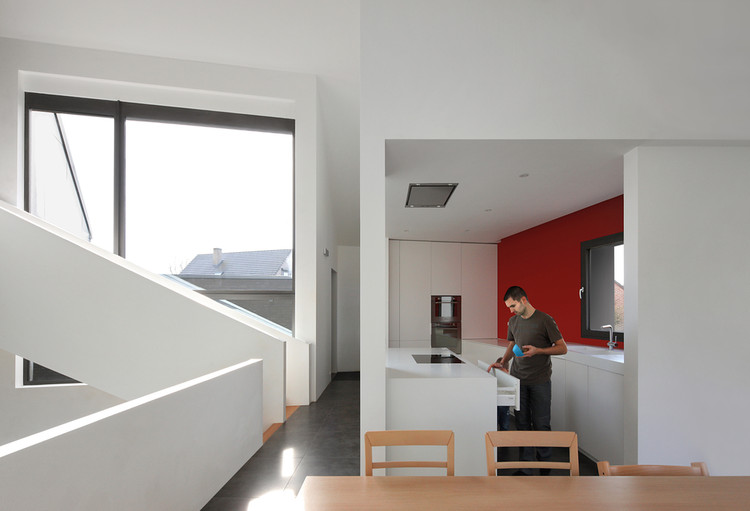 Habitation Tsl Adn Architectures Archdaily
