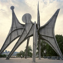 """Montreal 1967 World's Fair, """"Man and His World,"""" (Alexander Calder) L' Homme, 2012. Photo © Jade Doskow."""