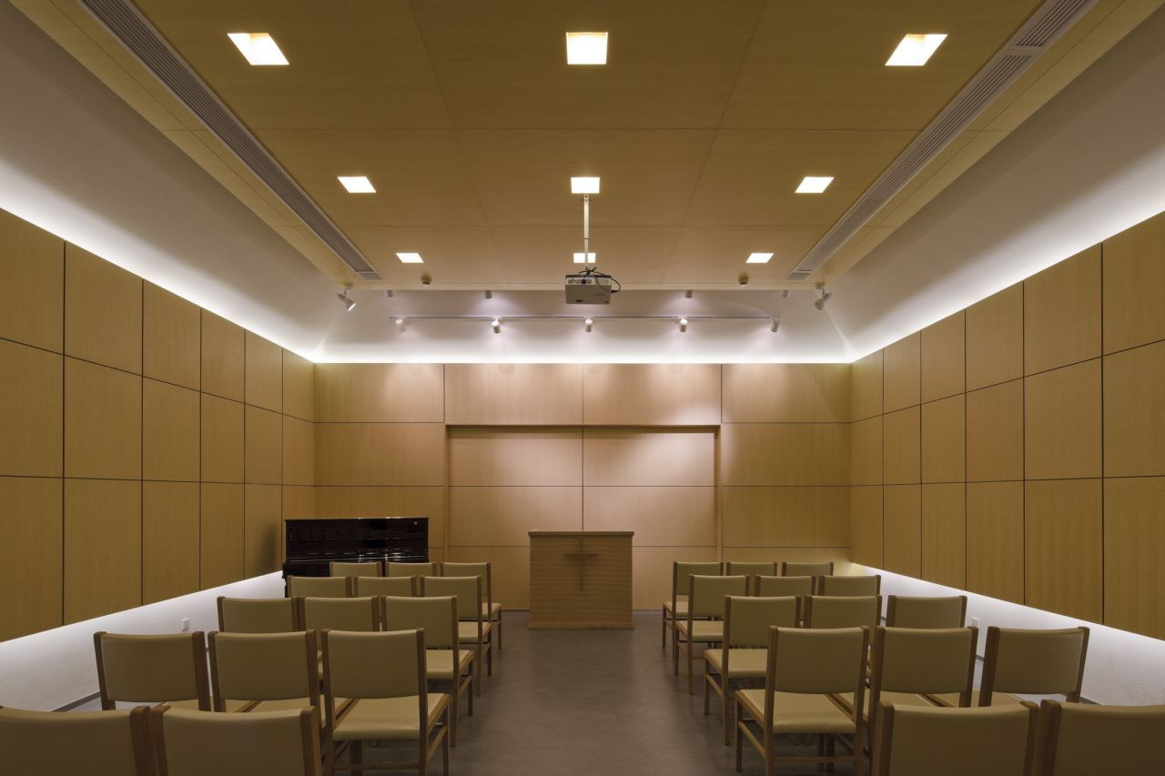 Galeria De Igreja Mei Li Zhou Tsushima Design Studio 14