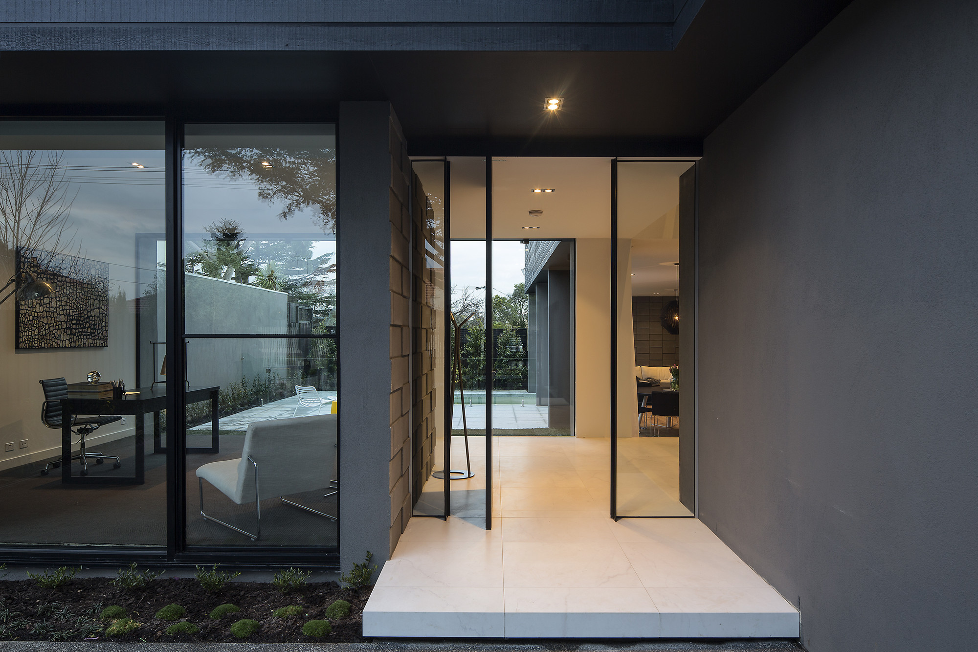 Gallery of block house taylor reynolds 3 for Interior design inspiration australia