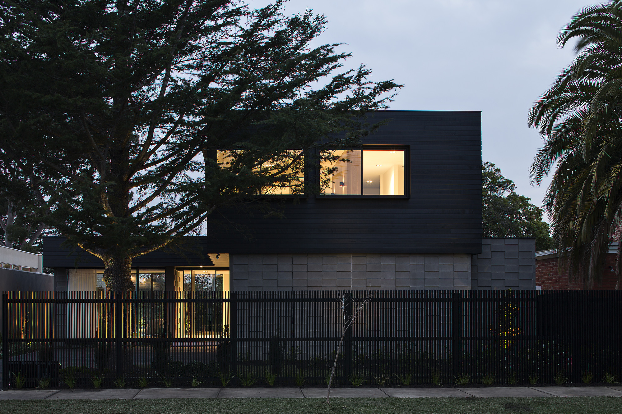 Exterior: Gallery Of Block House / Taylor + Reynolds