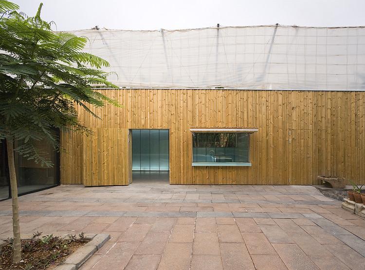 Salão Multiusos Finca del Lomo / Equipo Olivares Arquitectos, © José Oller