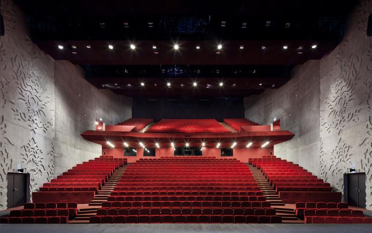 Saint-Nazaire Theatre / K-architectures  ArchDaily
