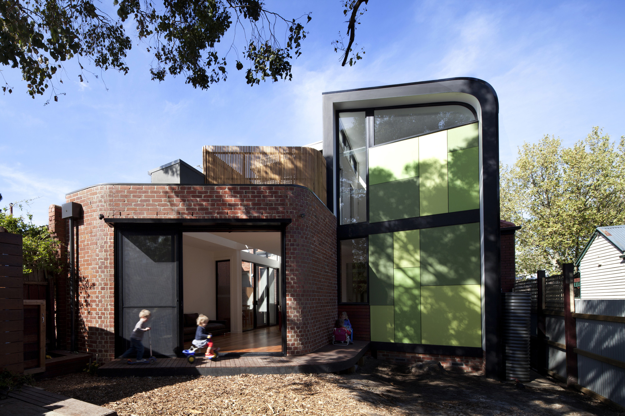 Abbotsford residence chan architecture archdaily - Altbau umbau ideen ...