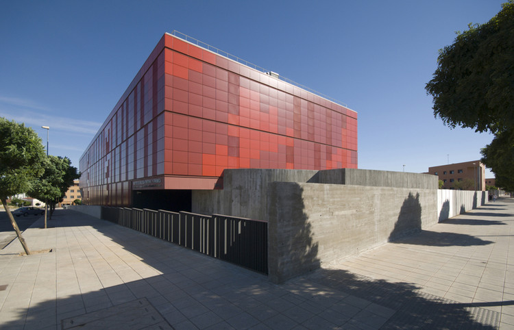 Institute of Functional Biology and Genomics / Mata y Asociados, © Juan K. Ayala