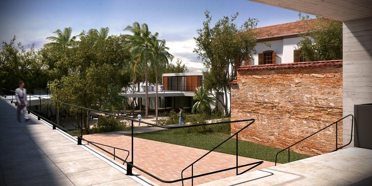 Museu Histórico e Cultural de Jundiaí – Solar do Barão / DMDV arquitetos, Cortesia de DMDV arquitetos