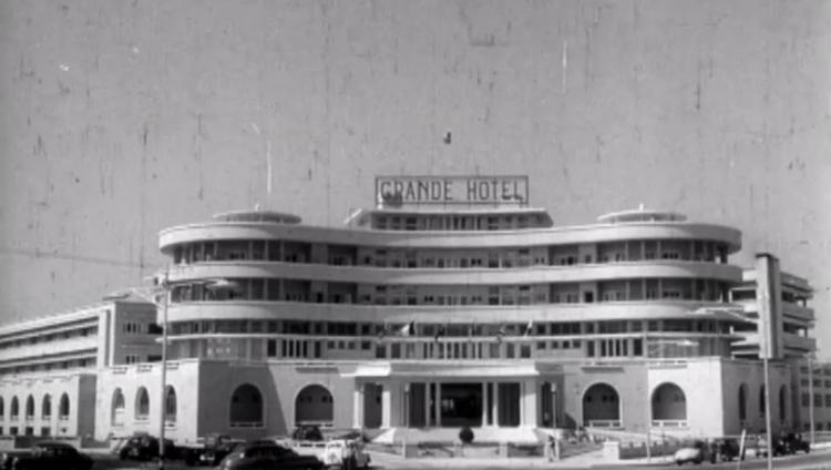 """Cinema e Arquitetura: """"Grande Hotel"""", Cinema e Arquitetura: """"Grande Hotel"""""""