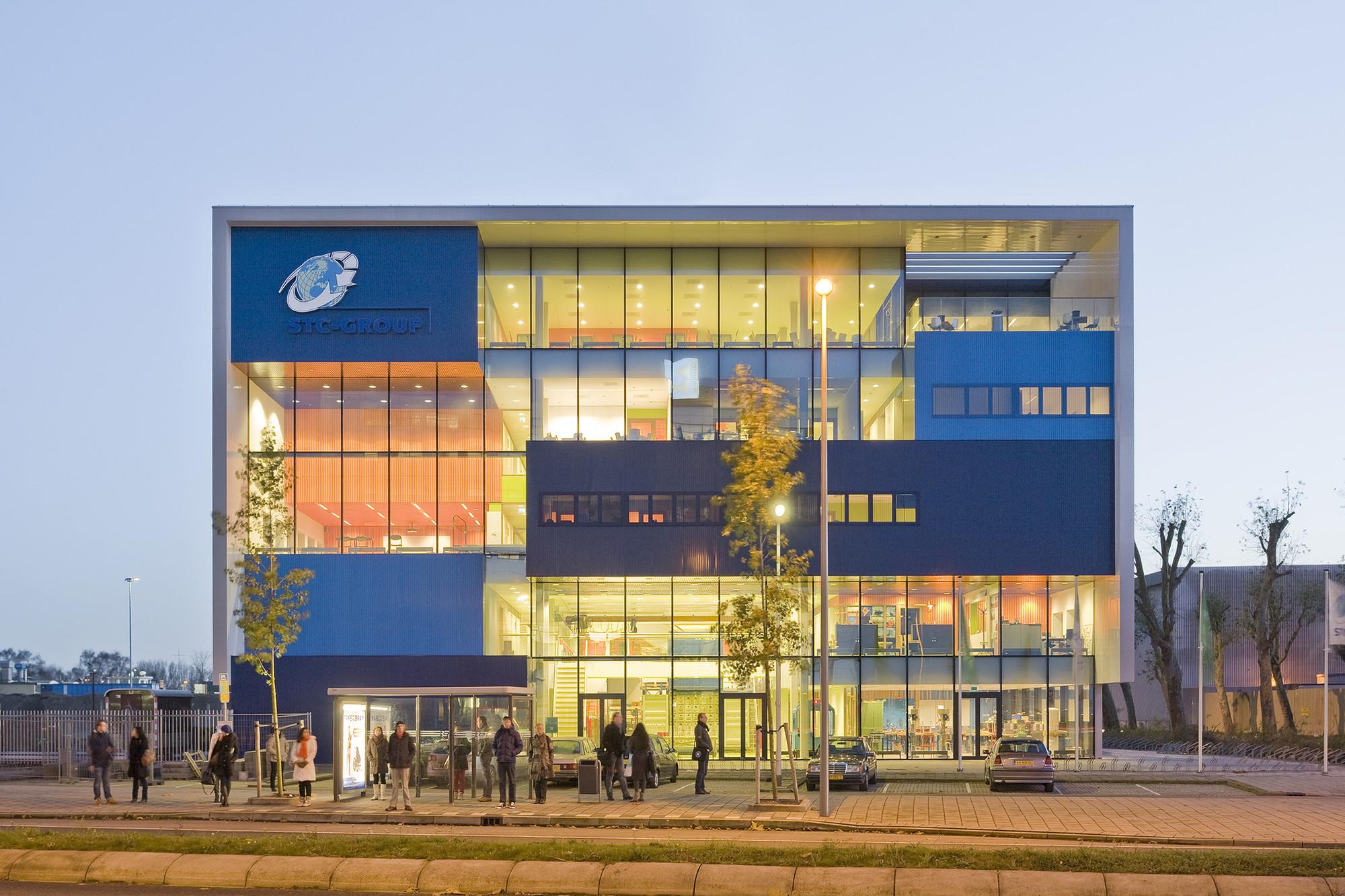 Shipping and Transport College / DP6, © Marcel van der Burg
